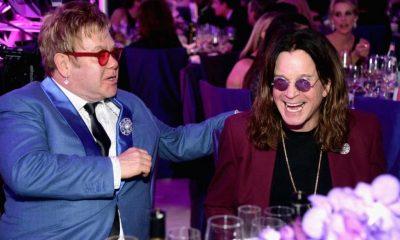 Elton John Ozzy Osbourne