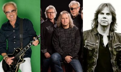 Foreigner Kansas Europe tour