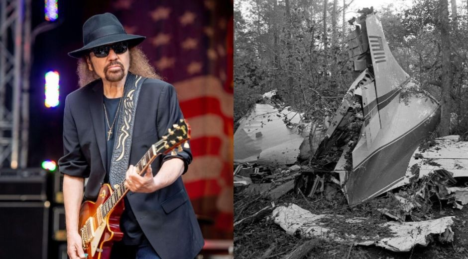 Gary Rossington Lynyrd Skynyrd plane crash
