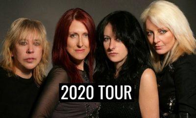 Girlschool 2020 tour dates