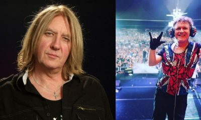 Joe Elliott Rick Allen