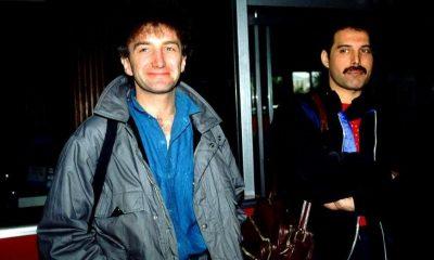 John Deacon Freddie Mercury