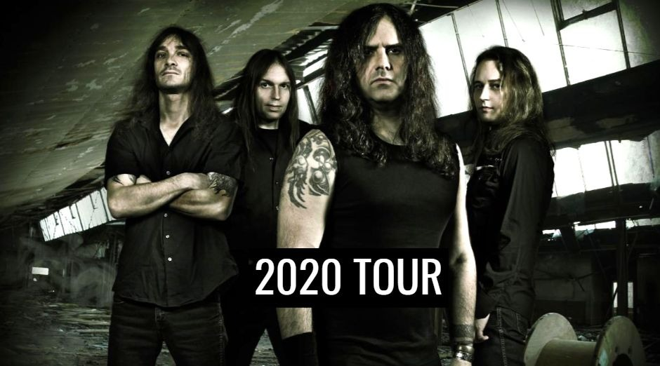 Kreator 2020 tour