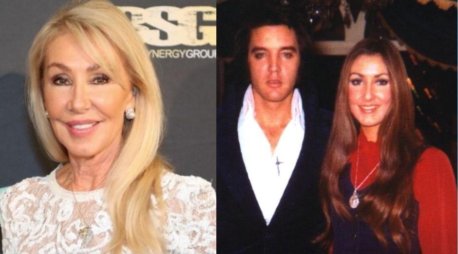 Linda Thompson Elvis Presley