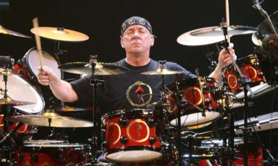 Neil Peart rockstars bands reaction