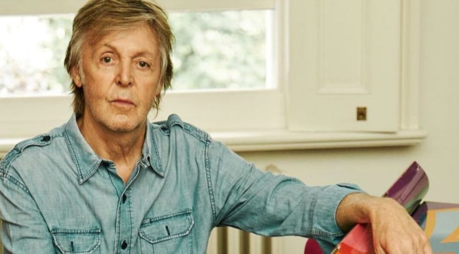 Paul McCartney 2020
