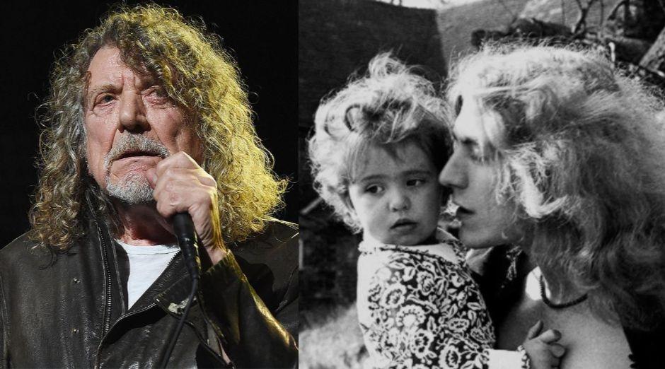 Robert Plant son Karac