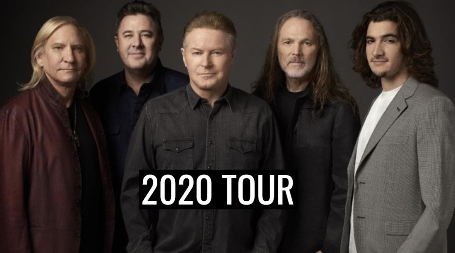 The Eagles 2020 tour dates