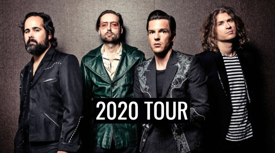 The Killers 2020 tour dates