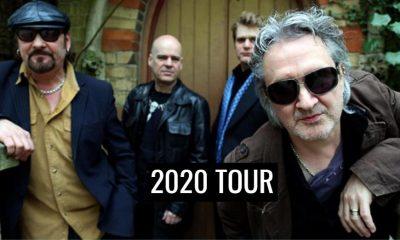 The Mission 2020 tour
