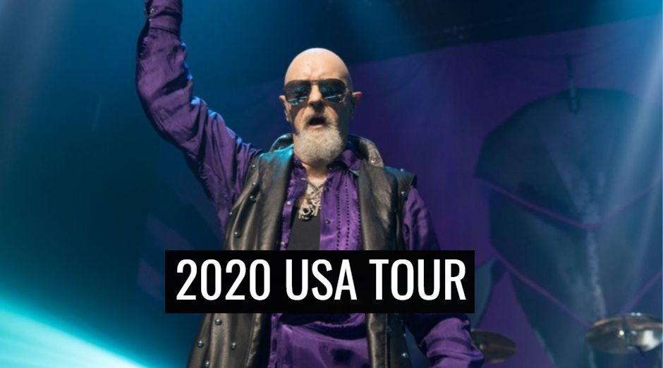 2020 Tour dates Judas Priest