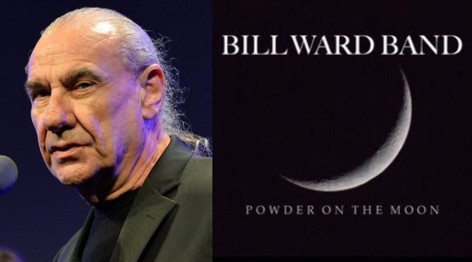 Bill Ward Powder On The moon
