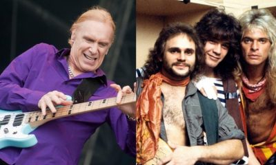 Billy Sheehan Van Halen