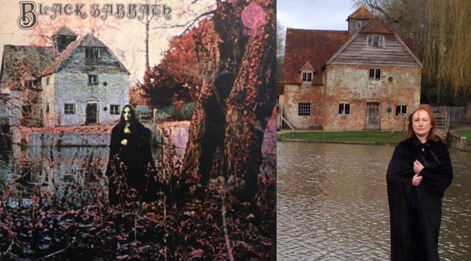 Black Sabbath debut album woman