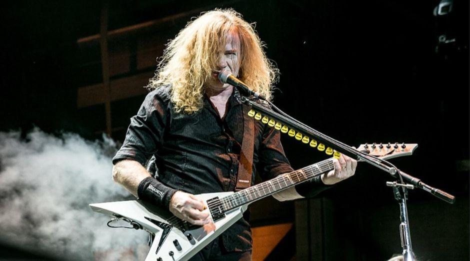 Dave Mustaine 2020
