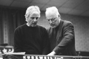 David Gilmour Richard Wright