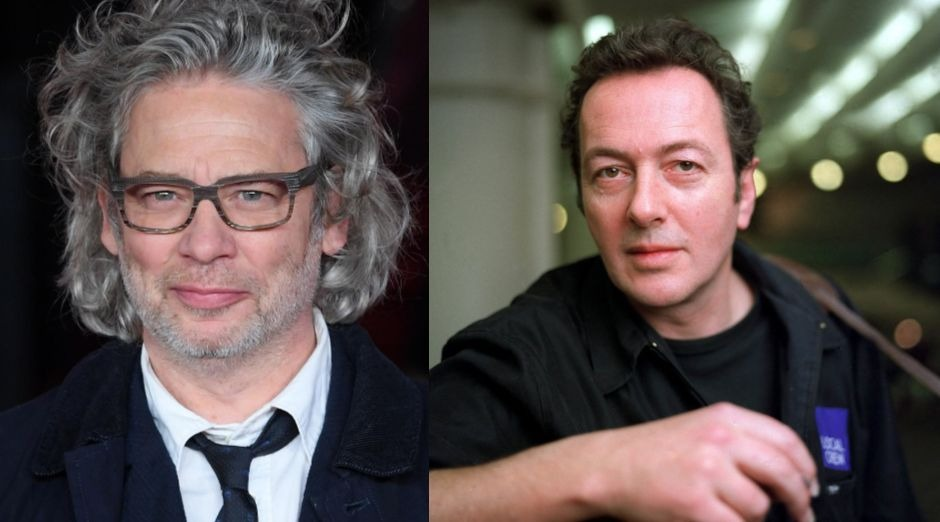 Dexter Fletcher The Clash Joe Strummer
