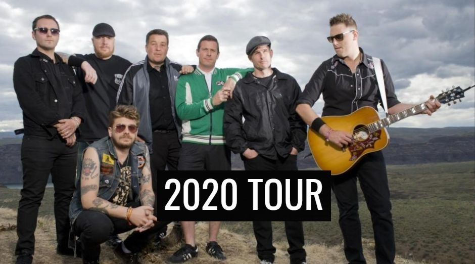 Dropkick Murphys 2020 tour dates