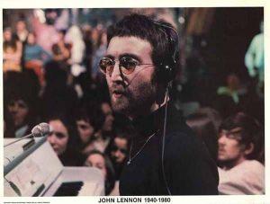 Instant Karma John Lennon
