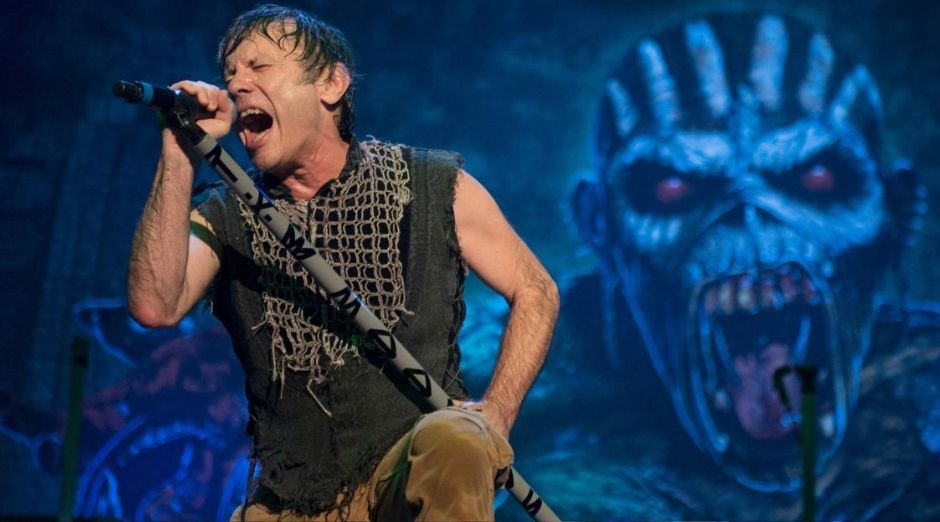 Iron Maiden Bruce Dickinson
