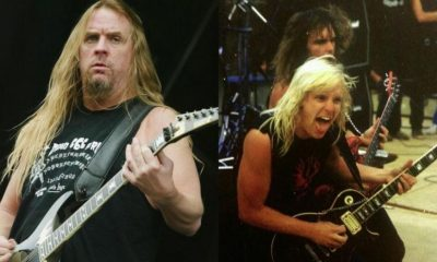 Jeff Hanneman death