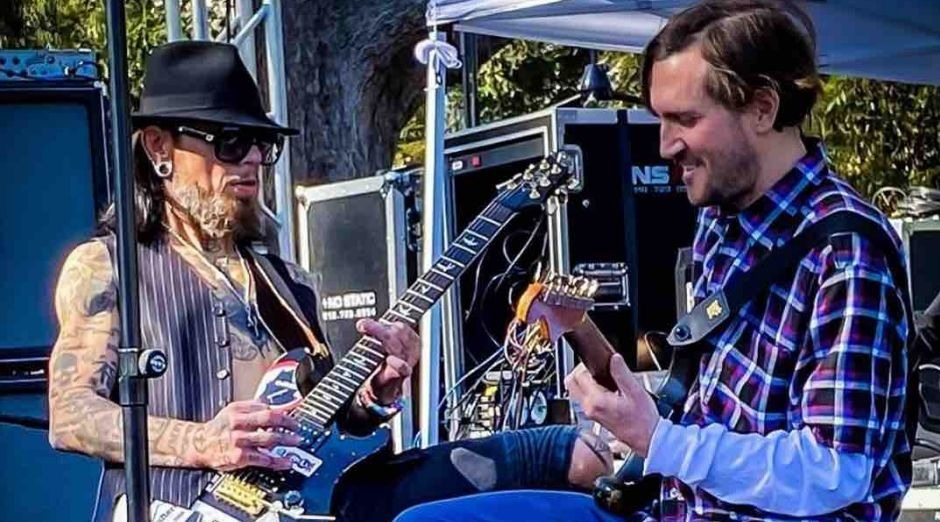 John Frusciante Dave Navarro 2020
