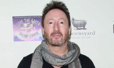 Julian Lennon 2020