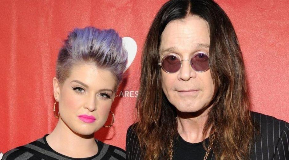 Kelly Osbourne Ozzy Osbourne