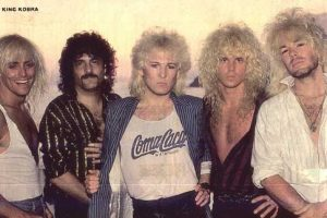 King Kobra 80s