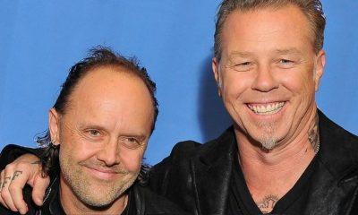Lars Ulrich James Hetfield