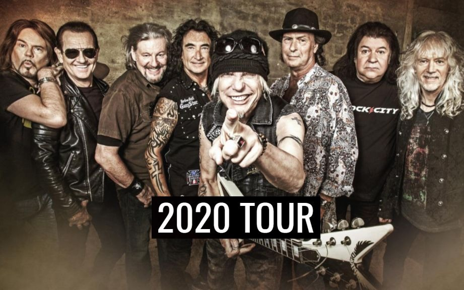 Michael Schenker 2020 tour dates