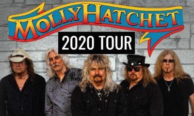 Molly Hatchet 2020 tour dates