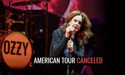 Ozzy Osbourne tour canceled
