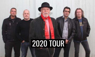 Procul Harum 2020 tour dates