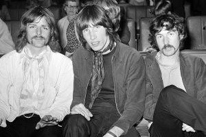 Richard Wright Roger Waters Nick Mason