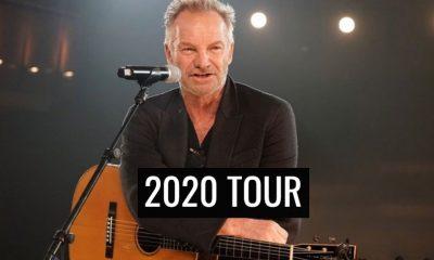Sting 2020 tour dates