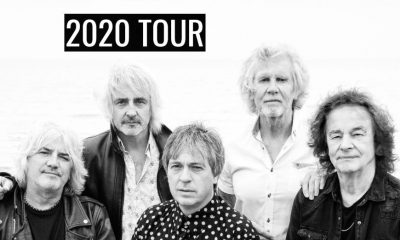 The Zombies 2020 tour