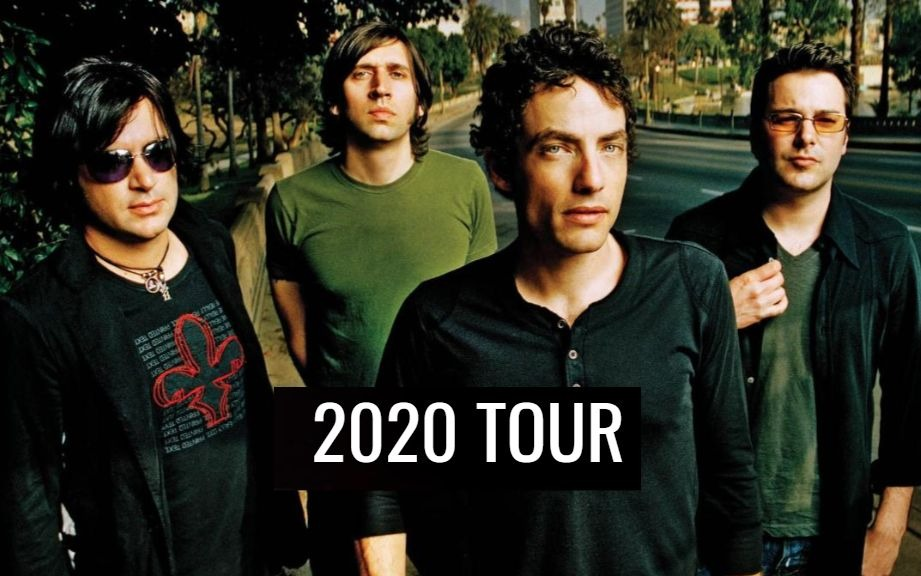 Wallflowers 2020 tour