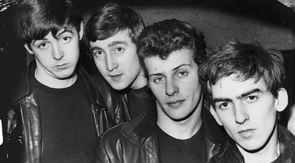 Beatles Pete Best