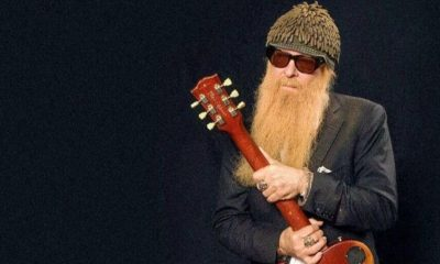 Billy Gibbons 2020