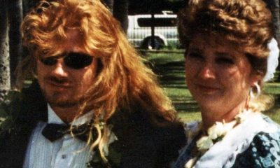 Dave Mustaine Michele Mustaine