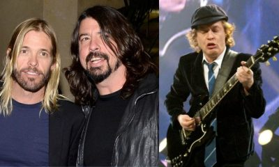 Foo Fighters ACDC