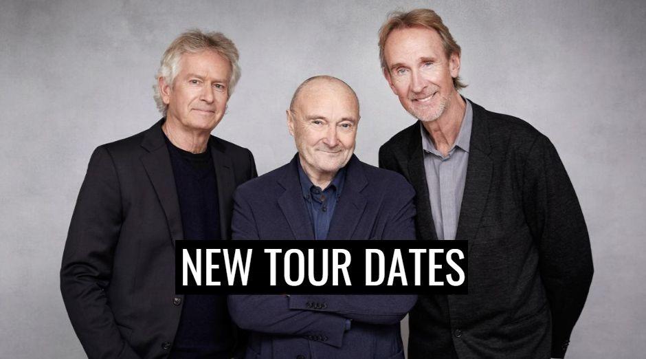 Genesis new 2020 tour dates