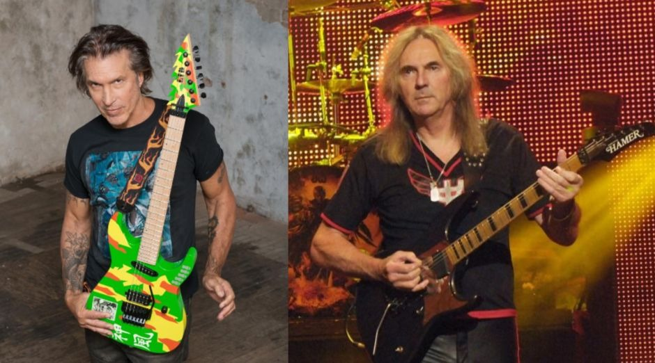 George Lynch Glenn Tipton