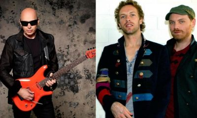 Joe Satriani Coldplay