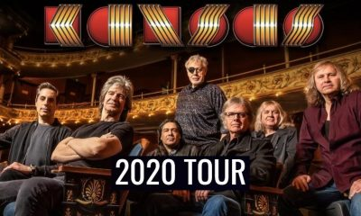 Kansas 2020 tour dates