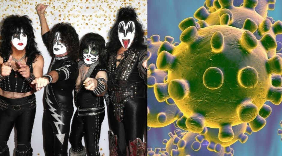 Kiss Corona Virus