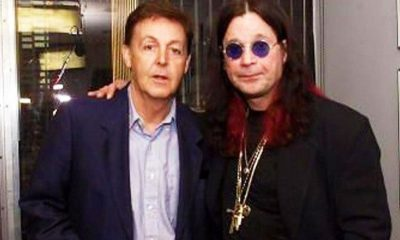 Paul McCartney Ozzy Osbourne