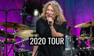 Robert Plant 2020 tour dates