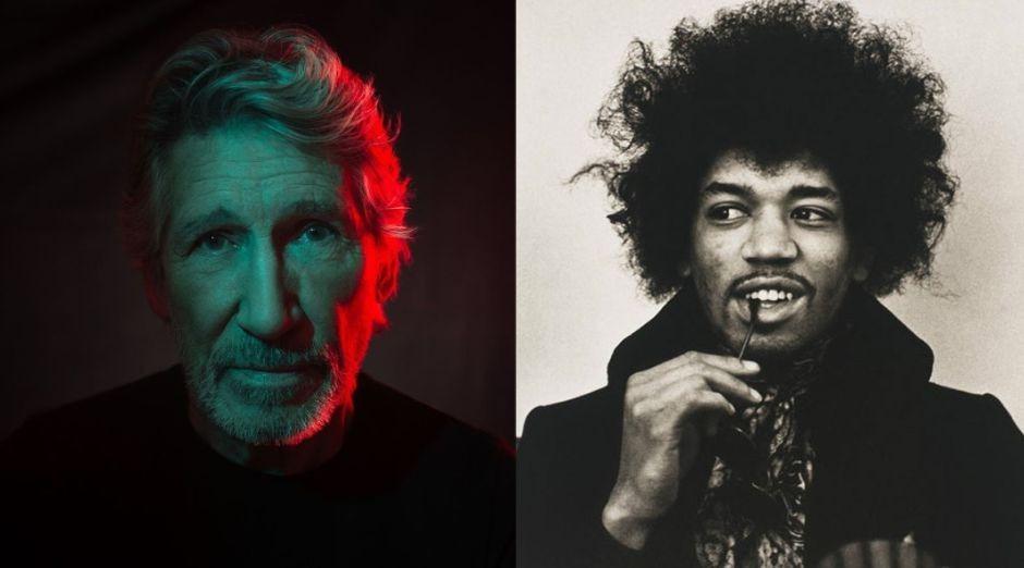 Roger Waters Jimi Hendrix